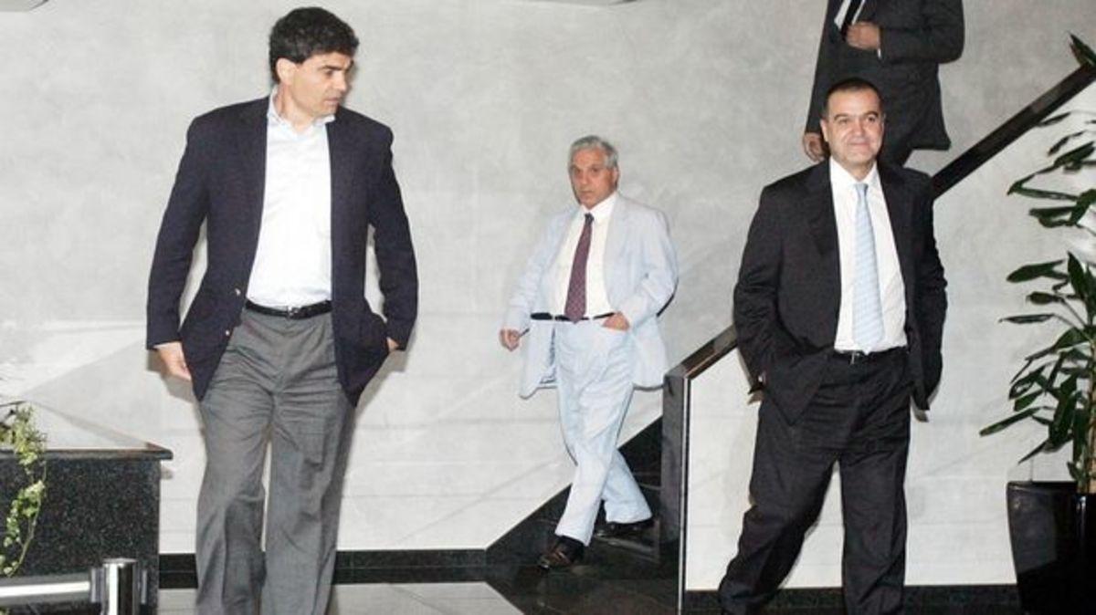 Βγενόπουλος: Δεν δέχομαι τελεσίγραφα-Τζίγγερ: Δεν θες να αγοράσεις   Newsit.gr