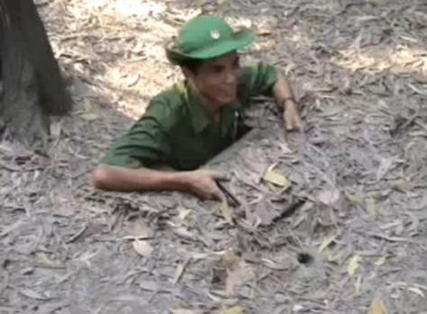 Οι παγίδες θανάτου των Βιετκόνγκ – Πως τσάκιζαν τους Αμερικάνους φαντάρους – Δείτε το βίντεο   Newsit.gr