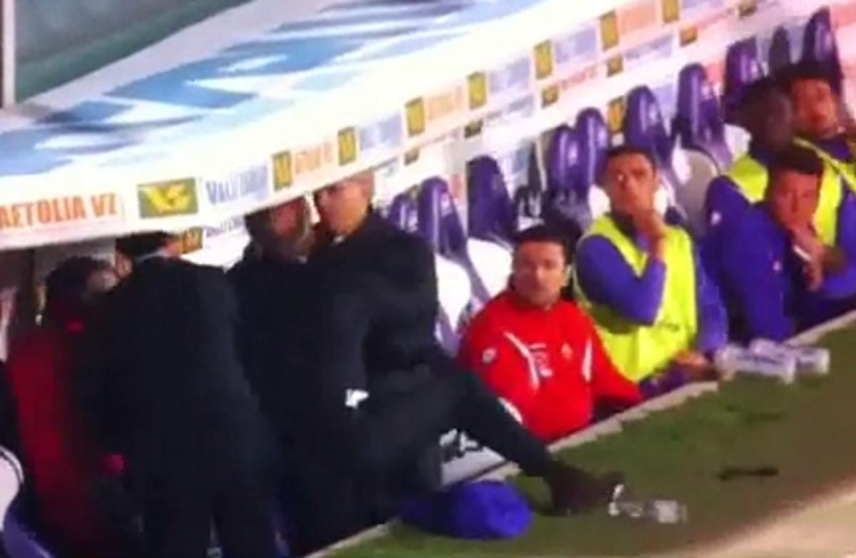 Ο προπονητής της Φιορεντίνα…πλάκωσε τον παίκτη του και απολύθηκε(VIDEO) | Newsit.gr