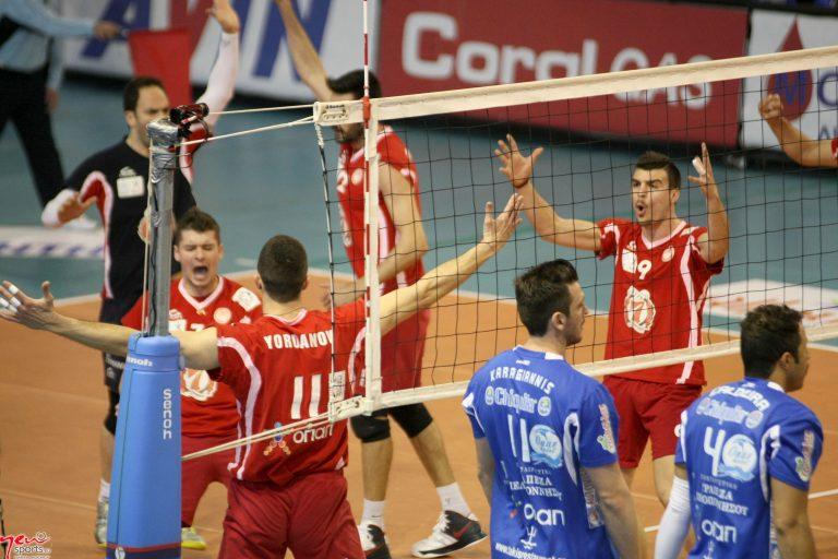 Στον τελικό του Κυπέλλου Ολυμπιακός και Φοίνικας Σύρου   Newsit.gr