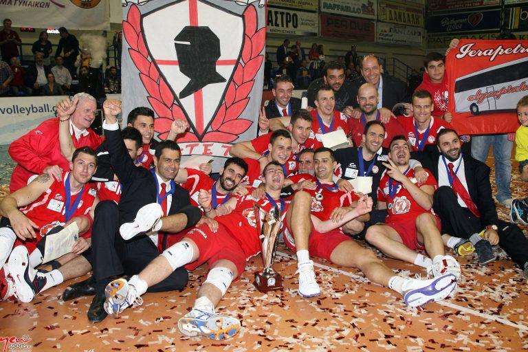 Ο εκπληκτικός Γιορντάνοφ χάρισε το 14ο κύπελλο στον Ολυμπιακό | Newsit.gr