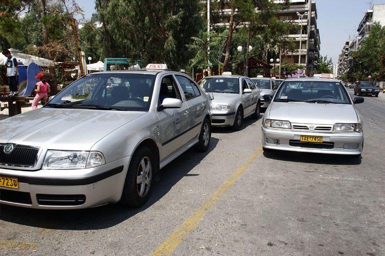 Βόλος: Ταξιτζής με το μαχαίρι στο λαιμό!   Newsit.gr