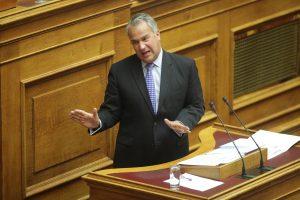 Βορίδης: Η ανικανότητά σας μας χρεώνει με 14,4 δισ. ευρώ