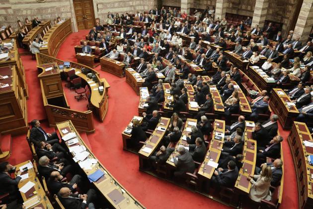 Επιστολή-χαστούκι στους 300 της Βουλής από αντιναύαρχο: «Το μόνο που σας ενδιαφέρει η τσέπη σας»! | Newsit.gr