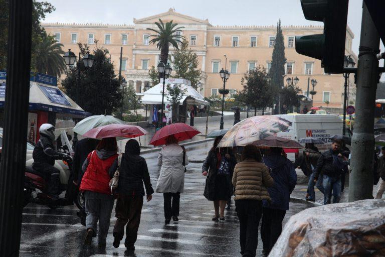 Συννεφιά και βροχές σήμερα   Newsit.gr