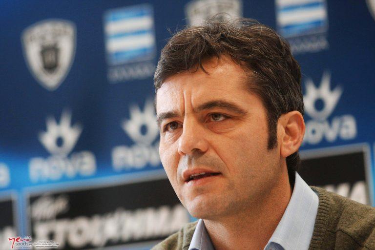 Βρύζας: Δεν γίνεται να πουλάμε παίκτες για να ξεχρεώνουμε | Newsit.gr