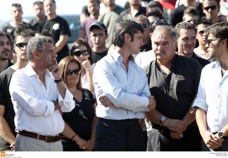 Και επίσημα βοηθός του Σάντος ο Βρύζας | Newsit.gr