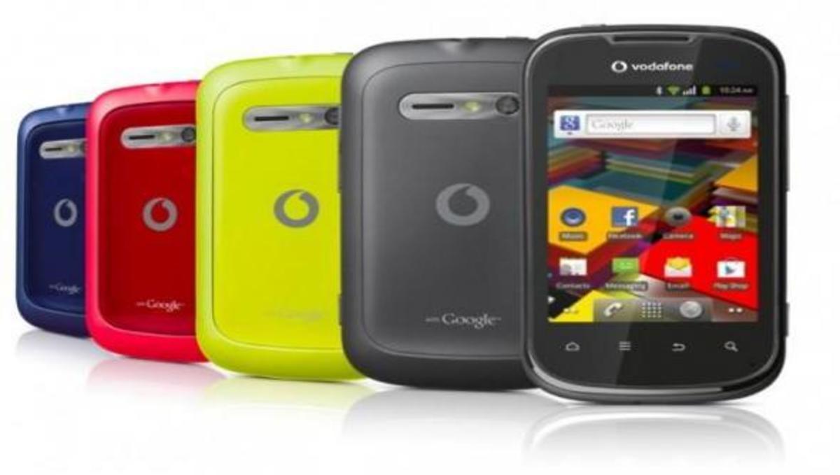 Αυτό είναι το νέο Vodafone Smart II! | Newsit.gr