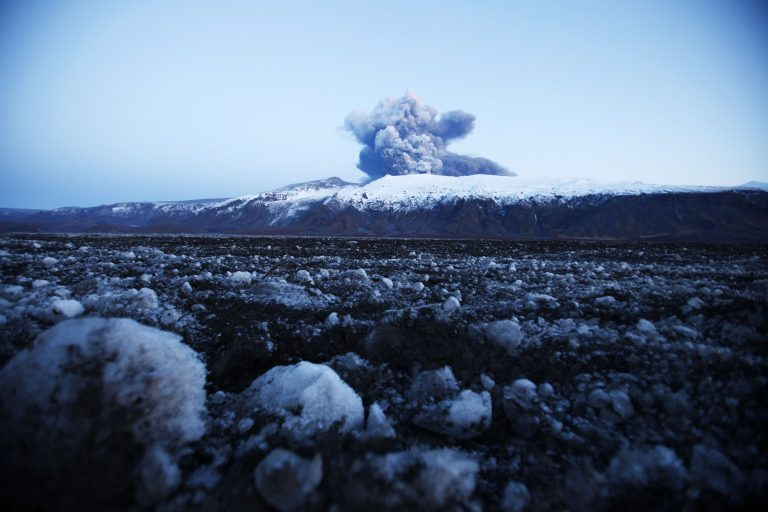 «Ηρεμεί» το ηφαίστειο της Ισλανδίας   Newsit.gr