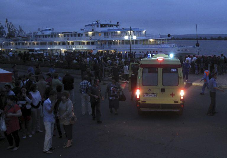 «30 παιδιά έπαιζαν κοντά στην πλώρη του Bulgaria πριν βυθιστεί» | Newsit.gr