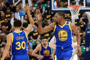 NBA: Break οι Γουόριορς και 3-0 με Τζαζ [vid]