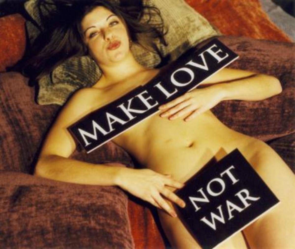«Στοπ στο σεξ για να σταματήσει ο πόλεμος».Σύγγχρονη Λυσιστράτη στη Δ.Αφρική! | Newsit.gr