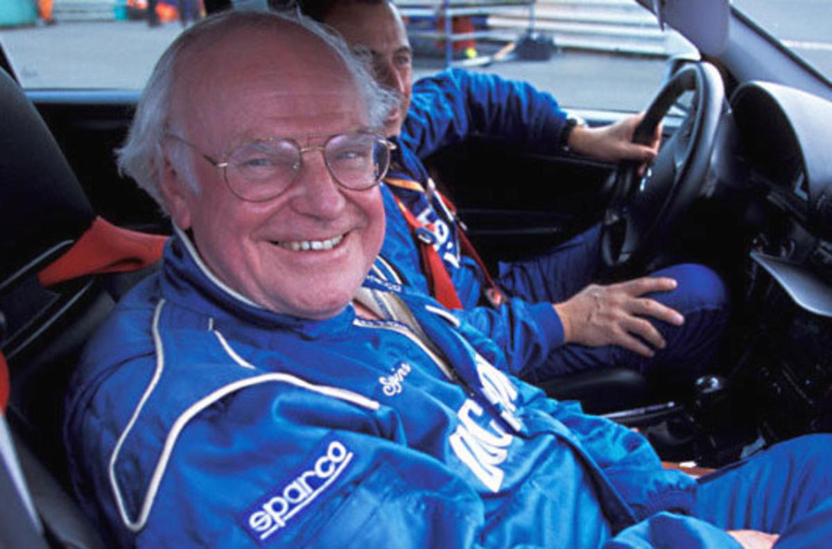 «Έφυγε» ο Καθηγητής της Formula 1 | Newsit.gr