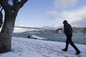 Παραλύει από το πολικό ψύχος η Τουρκία