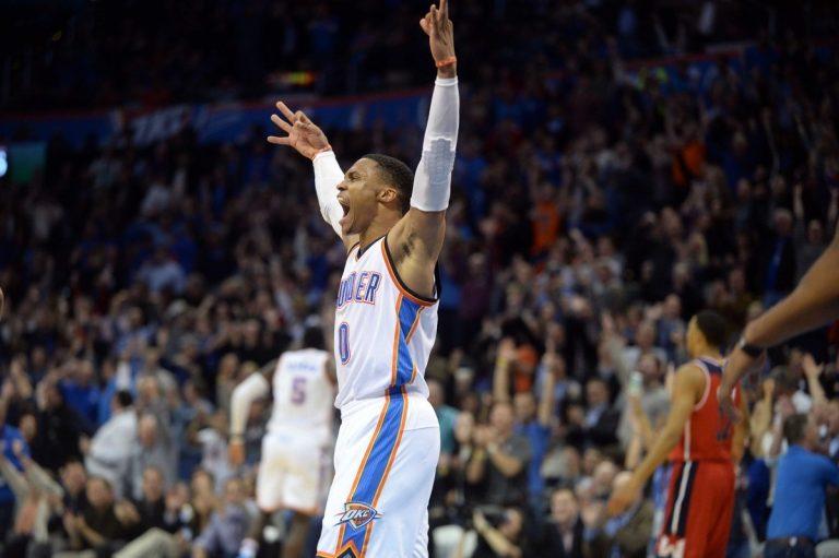 NBA: Ο Γουέστμπρουκ πλησιάζει τον Τζόρνταν [vids]   Newsit.gr