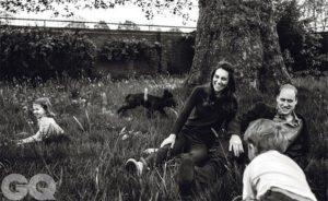 Η πιο ανέμελη οικογενειακή φωτογραφία Γουίλιαμ, Κέιτ, Τζορτζ και Σάρλοτ!