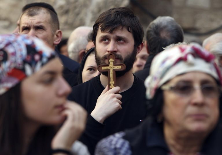 Τα τελευταία βήματα του Χριστού | Newsit.gr