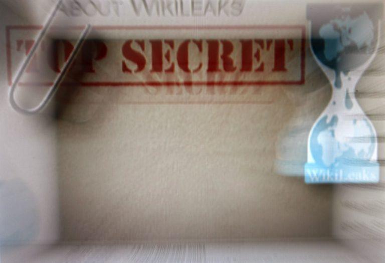 Εκπρόσωπος του WikiLeaks υποστηρίζει ότι η δημοσίευση των εγγράφων δεν είναι παράνομη | Newsit.gr
