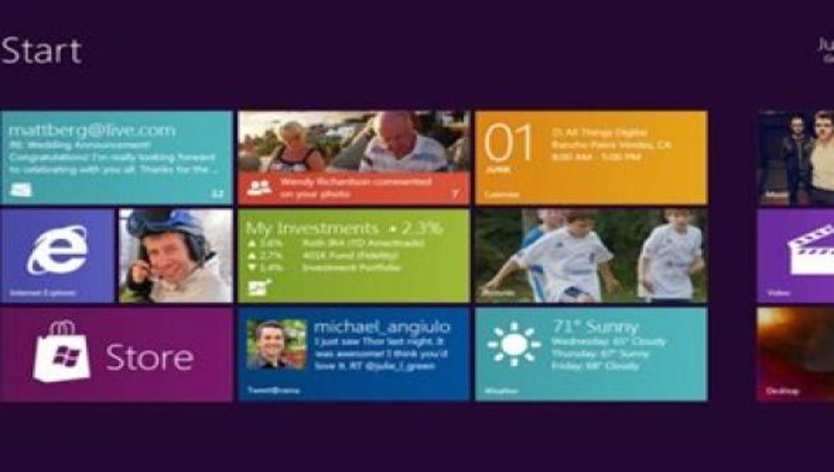 Η Microsoft παρουσίασε τα Windows 8! | Newsit.gr