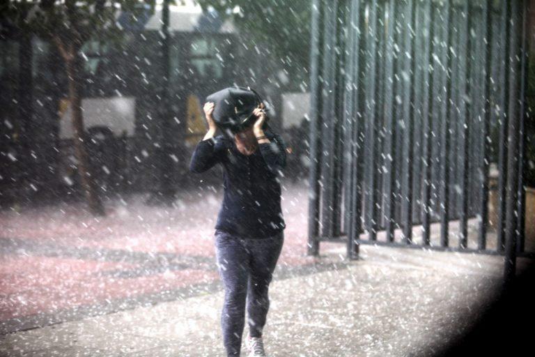 Καιρός: Τα δικά του! Βροχές, καταιγίδες και χαλάζι το Σάββατο! | Newsit.gr