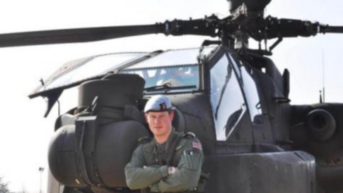 Πρίγκιπας Χάρι: «Έχω σκοτώσει Ταλιμπάν»   Newsit.gr
