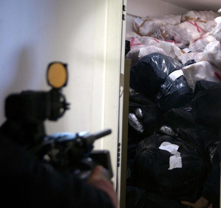 Πάτρα: Τροχαίο «αποκάλυψε» υπόθεση μεταφοράς μεγάλης ποσότητας ναρκωτικών | Newsit.gr