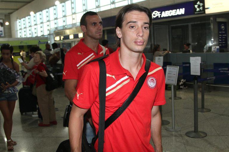 Χαβίτο: Ανυπομονώ να παίξω μπροστά στον κόσμο του Ολυμπιακού   Newsit.gr