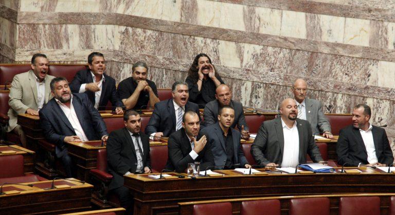 Η Χρυσή Αυγή για την επίσκεψη της Μέρκελ στην Αθήνα | Newsit.gr