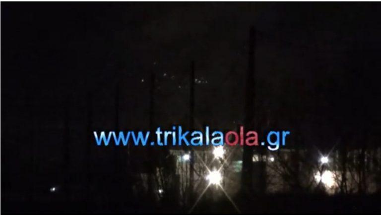 Βίντεο με τις ελεγχόμενες εκρήξεις στις φυλακές Τρικάλων | Newsit.gr