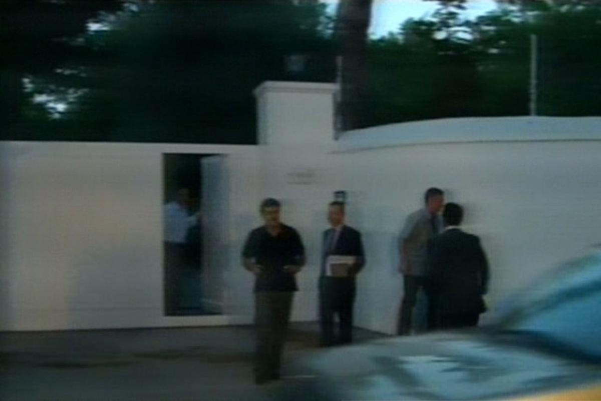Ο πρωθυπουργός ξεπροβόδισε τους υπουργούς – ΦΩΤΟ | Newsit.gr