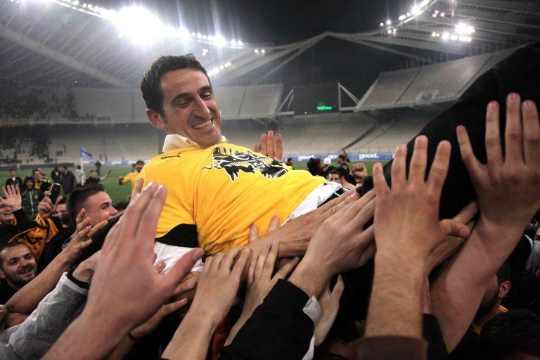 Χιμένεθ: Είμαι ευγνώμων στην ΑΕΚ | Newsit.gr