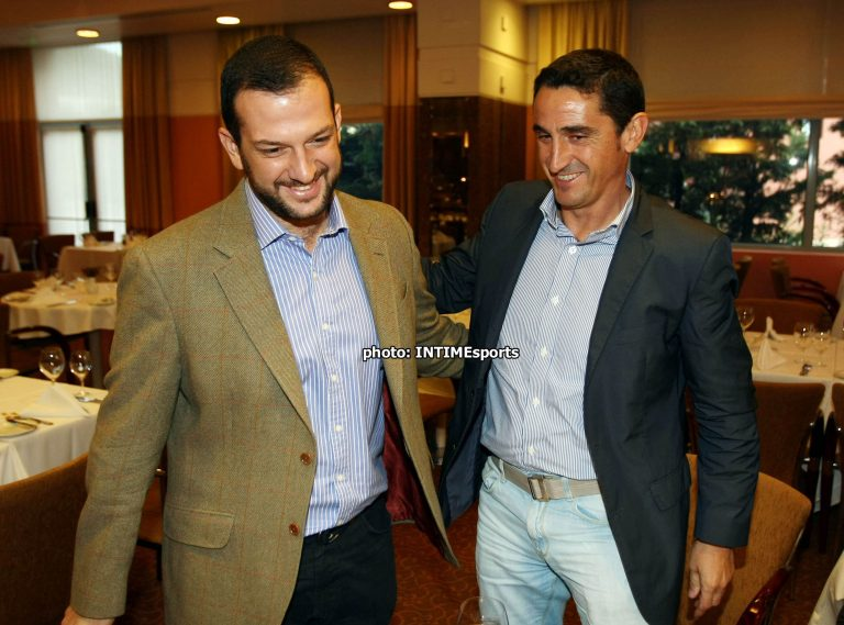 Τα παράπονα του Χιμένεθ και οι δικαιολογίες του Αδαμίδη | Newsit.gr