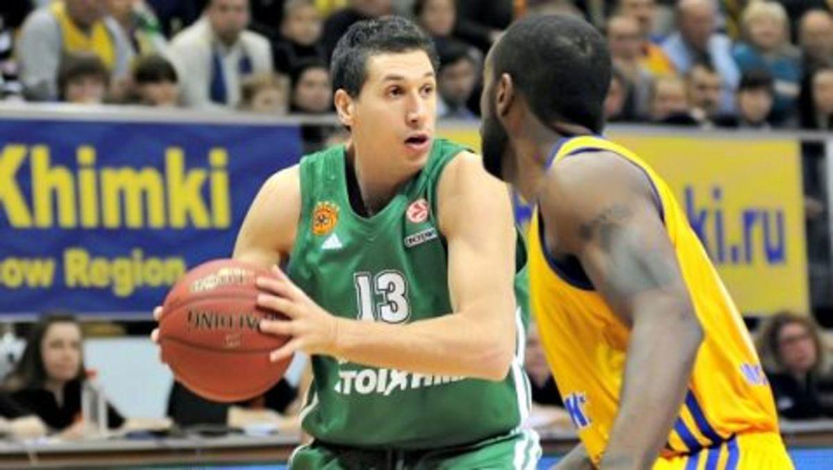 Χίμκι και… γκρίζοι έστειλαν τρίτο τον Παναθηναϊκό | Newsit.gr