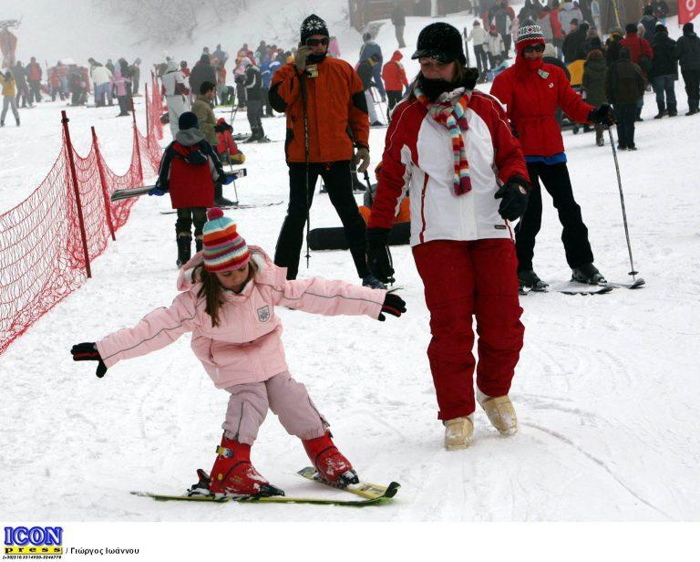 Κρύο και χιόνια το διήμερο – 'Oλα τα χιονοδρομικά   Newsit.gr