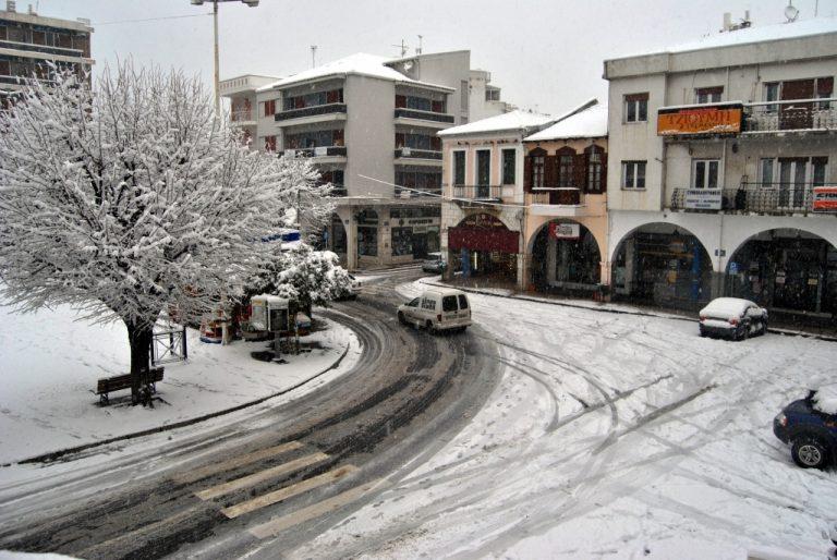 Αποκλεισμένα χωριά σε Ιωάννινα και Τρίκαλα – Σοβαρά προβλήματα λόγω καιρού | Newsit.gr