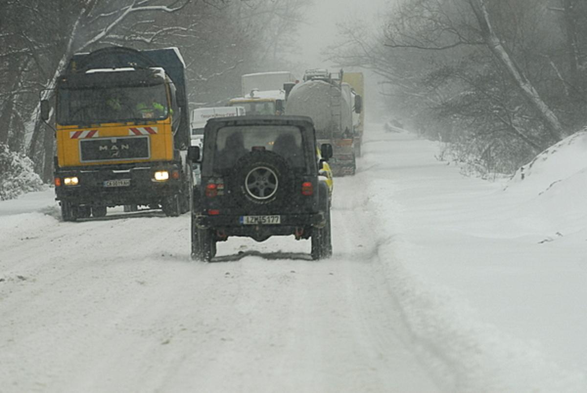 Ραγδαία επιδείνωση του καιρού σε όλη την Ελλάδα με χιόνια, θερμοκρασία κάτω από το μηδέν και θυελλώδεις ανέμους – Πού θα χτυπήσει η κακοκαιρία | Newsit.gr