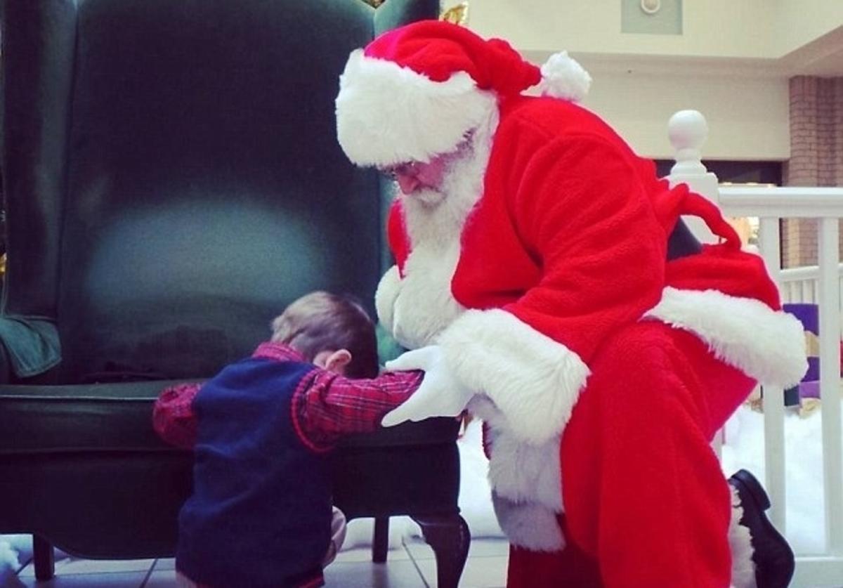 Λύγισε το internet! Δε φαντάζεστε τι ζήτησε ο μικρός Prestyn από τον Άγιο Βασίλη | Newsit.gr
