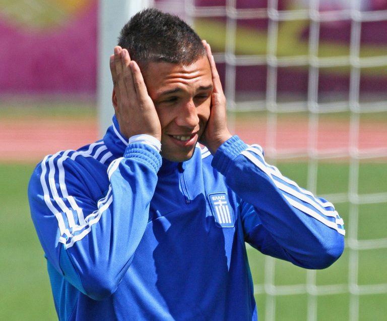 Γύρισε τραυματίας ο Χολέβας – Αποκλείστηκε από την Εθνική | Newsit.gr