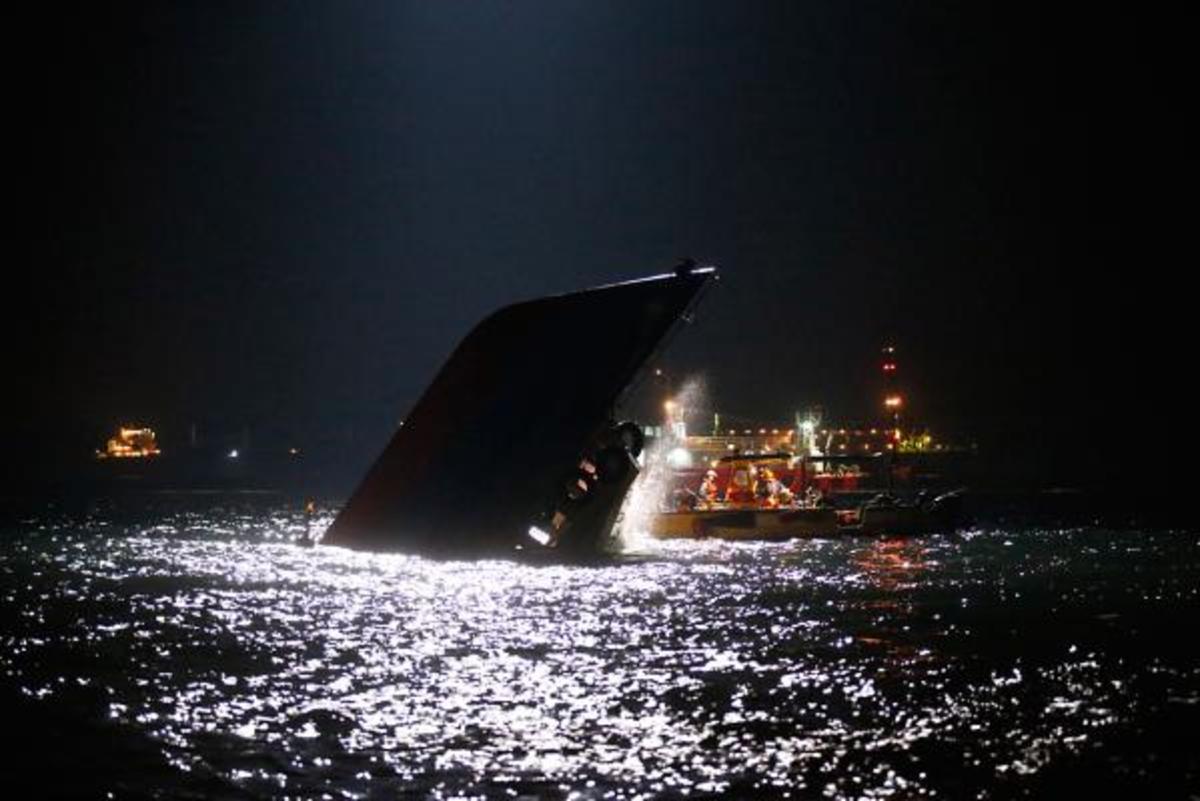 Ναυτική τραγωδία με 36 νεκρούς στο Χονγκ Κόνγκ | Newsit.gr