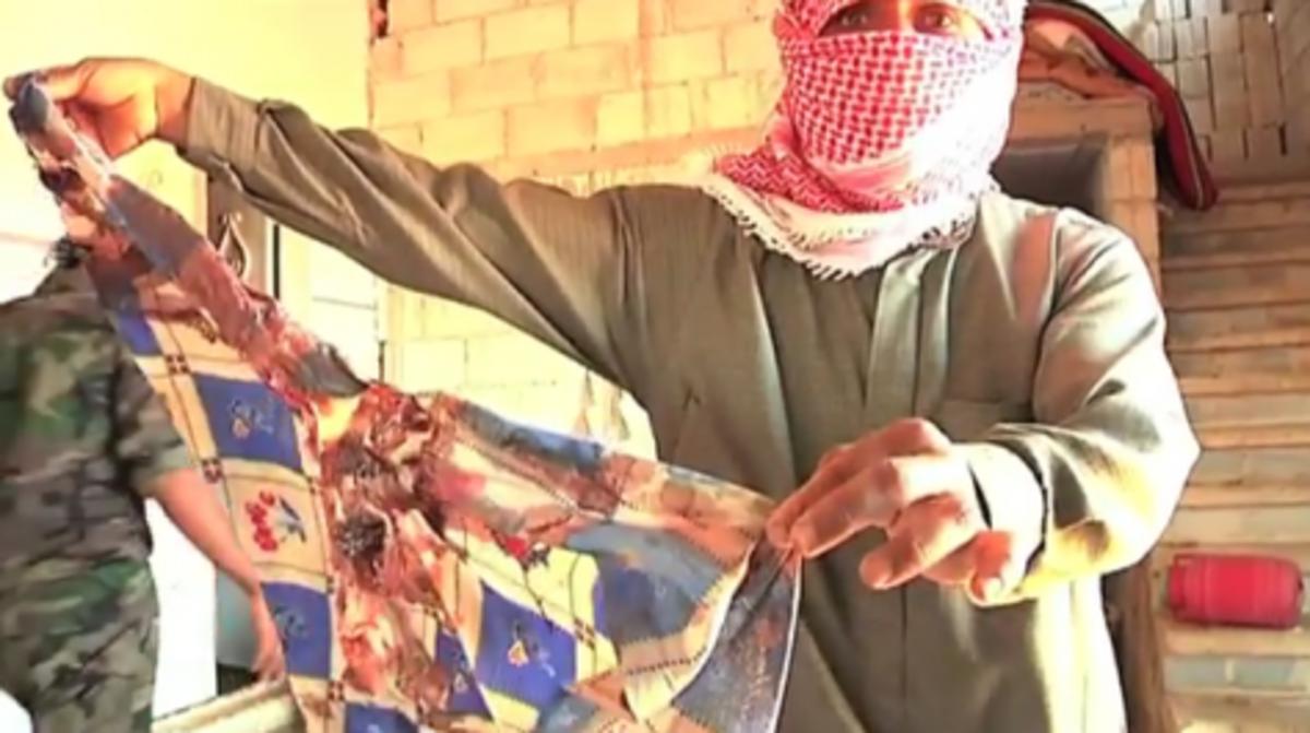 Χωριό-φάντασμα στη Συρία -Άγνωστος ο αριθμός των νεκρών – Δείτε το βίντεο των παρατηρητών του ΟΗΕ | Newsit.gr
