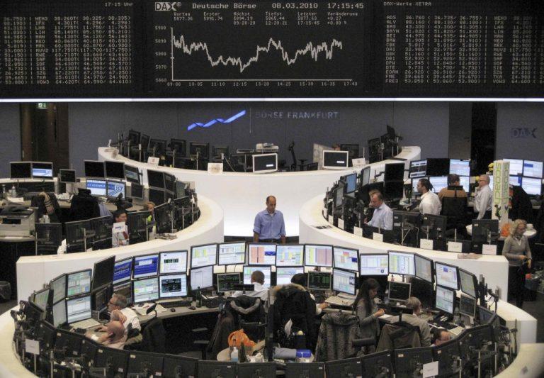 ΔΕΗ και ΟΤΕ «κράτησαν» το Γενικό Δείκτη | Newsit.gr