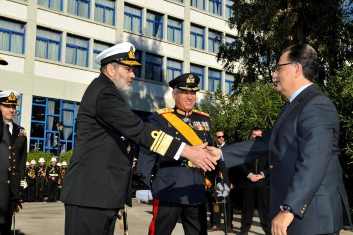 Τι απάντησε στον Χρηστίδη ο Παναγιωτόπουλος – ΒΙΝΤΕΟ | Newsit.gr