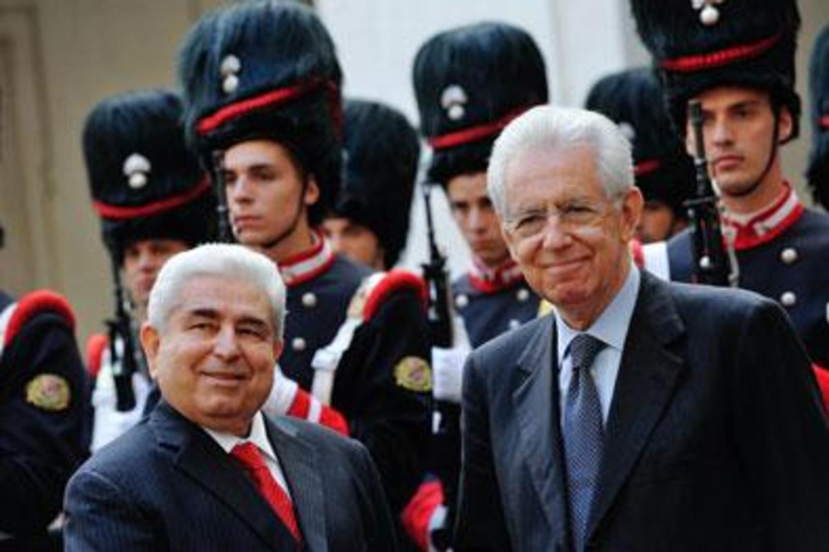 Τη στήριξη της Ιταλίας για την κυπριακή ΑΟΖ, έλαβε ο Δ.Χριστόφιας | Newsit.gr