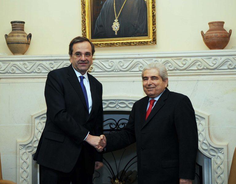 Στην Αθήνα ο πρόεδρος της Κύπρου | Newsit.gr