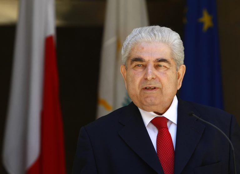 Ο Χριστόφιας εκνευρίστηκε με γερμανό δημοσιογράφο   Newsit.gr