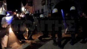 ΕΔΕ για τα επεισόδια στη Χίο! Μηνύσεις και αγωγές για τον τραυματισμό της γυναίκας! Τι λέει η ίδια – ΒΙΝΤΕΟ