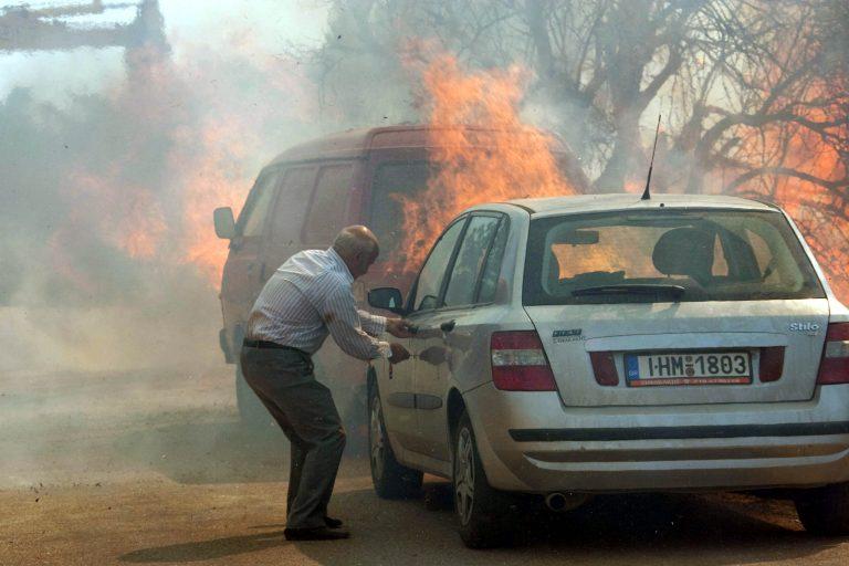 Πυρκαγιά στο ΧΥΤΑ της Πάτρας – Αποπνικτική η ατμόσφαιρα στην πόλη | Newsit.gr