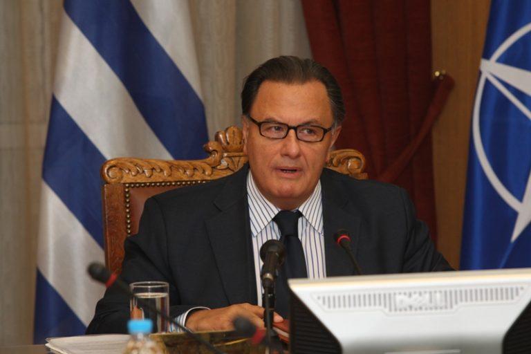 Άλλαξε κλειδαριά στο γραφείο του ο Παναγιωτόπουλος   Newsit.gr