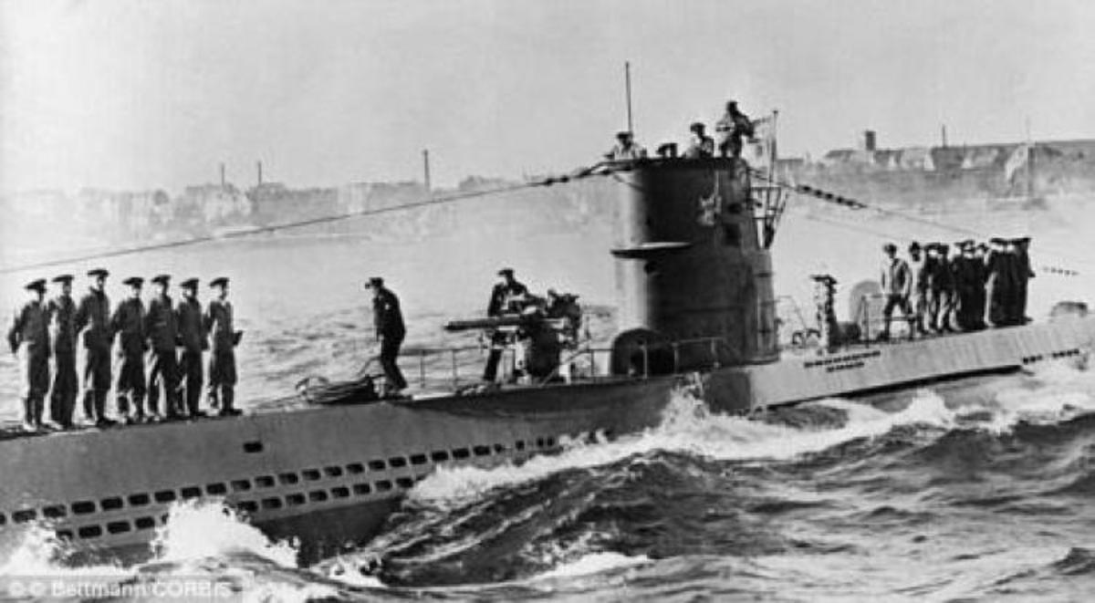 Βρήκαν χαμένο γερμανικό υποβρύχιο του Β΄ΠΠ…σε ποτάμι του Καναδά – ΒΙΝΤΕΟ   Newsit.gr