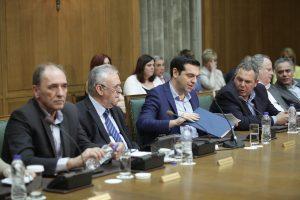 """Πρώτη συνεδρίαση του """"φρέσκου"""" υπουργικού! Αποτελέσματα… χθες θα ζητήσει ο Τσίπρας"""